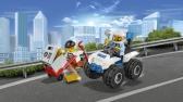 LEGO CITY 60135 Zatčení na čtyřkolce