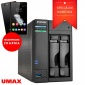 Asustor AS6102T + VisionBook P50 LTE Black