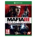 XONE Mafia III CZ Deluxe Edition