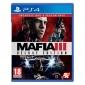 PS4 Mafia III CZ Deluxe Edition