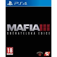 PS4 Mafia III CZ Collector's Edition