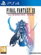 PS4 Final Fantasy XII The Zodiac Age Limited Ed.