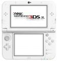 New Nintendo 3DS XL Pearl White + Pokemon Moon