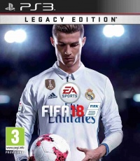 PS3 FIFA 18 (Legacy Edition)