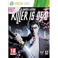 X360 Killer is Dead Limited Edition