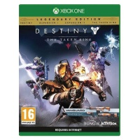 XONE Destiny The Taken King LE