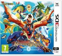 3DS Monster Hunter Stories