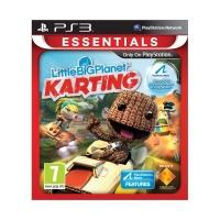 PS3 Little Big Planet Karting Essentials