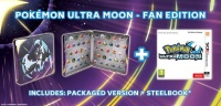 3DS Pokémon Ultra Moon Steelbook Edition