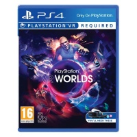 PS4 VR Worlds