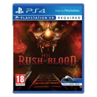 PS4 Until Dawn: Rush of Blood VR