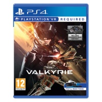 PS4 EVE: Valkyrie VR