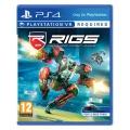 PS4 RIGS Mechanized Combat League VR