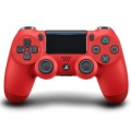 PS4 DualShock 4 Wireless Cont. V2 Magma Red
