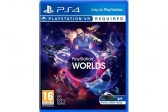 PlayStation VR + Cam + PS Move + VR Worlds