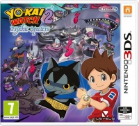 3DS YO-KAI WATCH 2: Psychic Specters