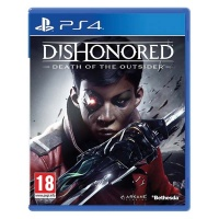 PS4 Dishonored: Death of the Outsider