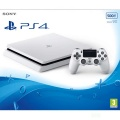PS4 Konzole 500GB Slim Glacier White