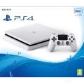 PS4 Konzole 500GB Slim Glacier White