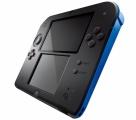 Nintendo 2DS Black + New Super Mario Bros. 2