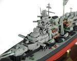 Bitevní loď 1/700 Bismarck - German Tirpitz