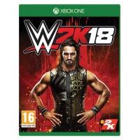 XONE WWE 2K18