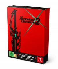 SWITCH Xenoblade Chronicles 2 Collector's Edition