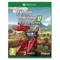 XONE Farming Simulator 17 Platinum Edition