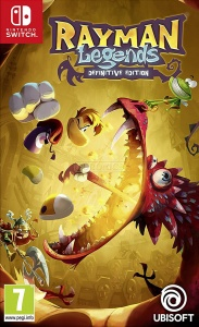 SWITCH Rayman Legends: Definitive Edition