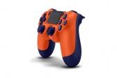 PS4 DualShock 4 Wireless Cont. V2 Sunset Orange