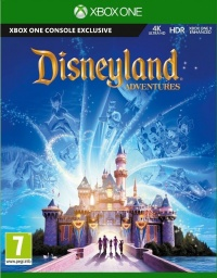 XONE Disney Adventures Definitive Edition