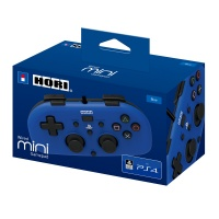 PS4 HoriPad Mini Wired Controller - Blue