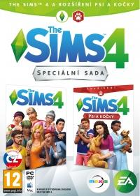 PC The Sims 4 - Bundle Základní hra + Psi a Kočky