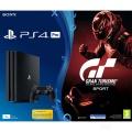 PS4 Pro Konzole 1TB + GT Sport + PS Plus 14D