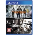 PS4 Rainbow Six Siege + The Division DuoPack