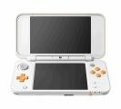New N2DS XL White&Orange + KBR + M&L:Supersaga