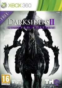 X360 Darksiders 2 Limited Edition