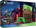 XONE S 1TB Minecraft Special Limited Edition
