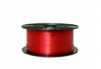 Plasty Mladeč PETG 1,75mm 1kg tran. červená