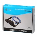 i-tec USB 3.0 Internal Front Panel Extender 2-Port