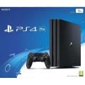 PS4 Pro Konzole 1TB Jet Black