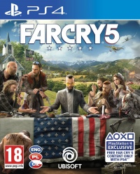 PS4 Far Cry 5 CZ
