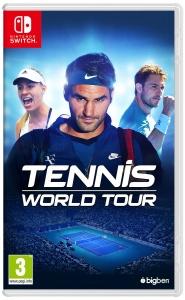 SWITCH Tennis World Tour