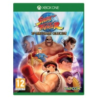 XONE Street Fighter 30th Anniversary Collection