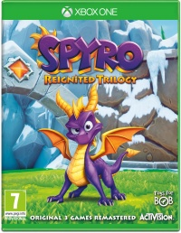 XONE Spyro Trilogy Reignited