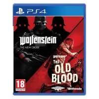 PS4 Wolfenstein: The New Order + The Old Blood