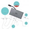 i-tec USB-C Travel Dock 4K HDMI or VGA