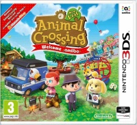 3DS Animal Crossing New Leaf-Welcome amiibo Select