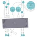 i-tec USB 3.0 / USB-C Dual Display Docking Station