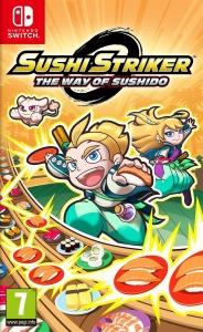 SWITCH Sushi Striker: The Way of Sushido